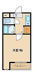 シグマライフ[2階]の間取り