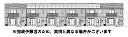 [テラスハウス] 福岡県古賀市今の庄2丁目 の賃貸【/】の外観