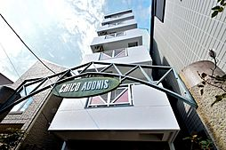 大阪府大阪市阿倍野区三明町1丁目の賃貸マンションの外観