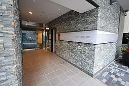 レジュールアッシュ梅田アクシア[2階]の外観