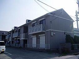 兵庫県姫路市辻井1丁目の賃貸アパートの外観
