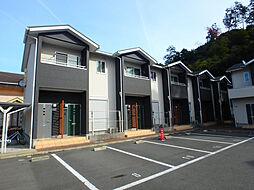 コンフォート青山A棟[1階]の外観