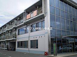 岡山県岡山市南区新保丁目なしの賃貸マンションの外観