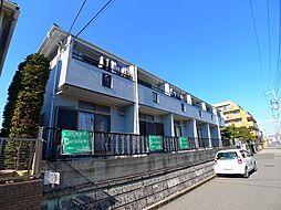 [テラスハウス] 千葉県松戸市六高台7丁目 の賃貸【千葉県 / 松戸市】の外観