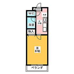 SEIYA[3階]の間取り