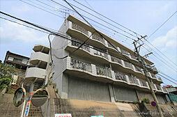 福岡県北九州市八幡東区中尾3丁目の賃貸アパートの外観