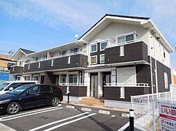 愛知県高浜市碧海町2丁目の賃貸アパートの外観