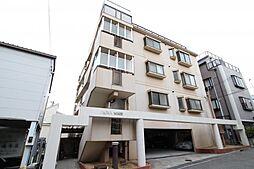 ハピネス東須磨[4階]の外観