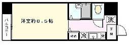 アメイズ[102号室]の間取り