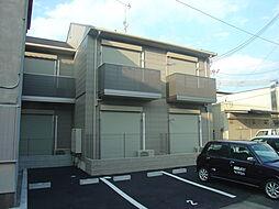 兵庫県加古郡播磨町野添の賃貸アパートの外観