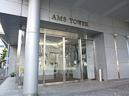 AMS TOWER[30階]の外観