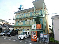 コーポ浜田[1階]の外観