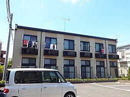 埼玉県新座市馬場1丁目の賃貸マンションの外観