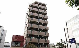 東京都大田区雪谷大塚町の賃貸マンションの外観