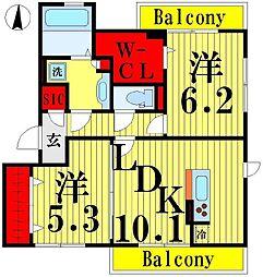 赤羽駅 9.8万円