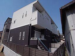 ミールメゾン[1階]の外観