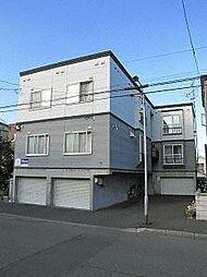 富丘アパートメント[102号室]の外観