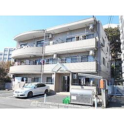 埼玉県朝霞市泉水3丁目の賃貸マンションの外観
