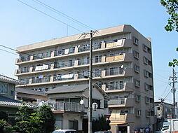 亀川ハイツ[4階]の外観