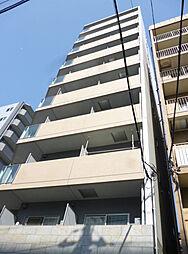 東京都墨田区亀沢4丁目の賃貸マンションの外観
