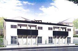 ルミエール富岡[A103号室]の外観