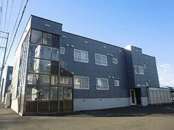 清田サンハイム3[2階]の外観