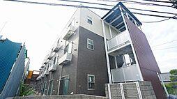 神奈川県川崎市宮前区平4丁目の賃貸マンションの外観