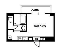 アドバンス新大阪IV[7階]の間取り