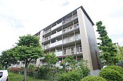 鎌ケ谷グリーンハイツ21号棟[5階]の外観
