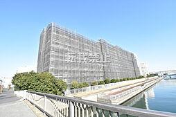 ニューライフマンション木場[9階]の外観