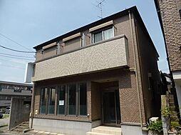 埼玉県さいたま市緑区東浦和4丁目の賃貸アパートの外観