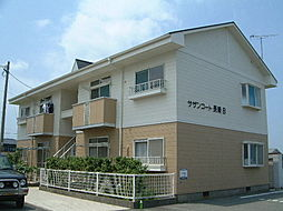 サザンコート長崎 A[2階]の外観