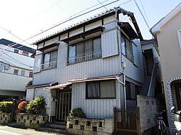 東京都江戸川区西小岩2の賃貸アパートの外観
