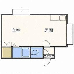パーフェクトTAMAI[2階]の間取り