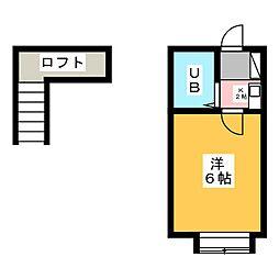 船町駅 2.3万円