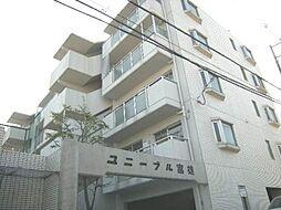 ユニーブル富雄[4階]の外観