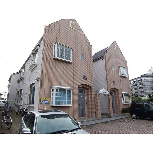 信開セルーラ黒田 2階の賃貸【石川県 / 金沢市】