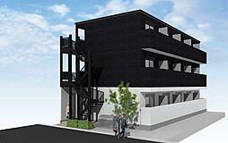 仮称)加平3丁目新築アパート[101号室]の外観