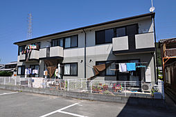 兵庫県高砂市北浜町北脇の賃貸アパートの外観