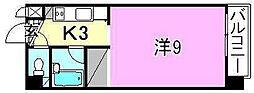 RENO 13 APARTMENT[302 号室号室]の間取り