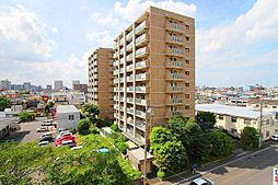埼玉県川口市青木3丁目の賃貸マンションの外観
