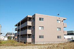 三重県四日市市東日野2丁目の賃貸マンションの外観
