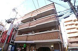 大阪府大阪市東淀川区豊新5丁目の賃貸マンションの外観