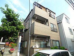秋山コーポ[3階]の外観