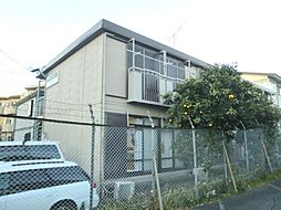 埼玉県さいたま市大宮区天沼町2丁目の賃貸アパートの外観