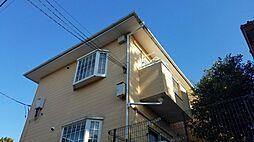千葉県船橋市宮本8丁目の賃貸アパートの外観