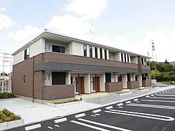 和歌山県橋本市東家の賃貸アパートの外観