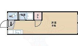 沢ノ町駅 2.3万円