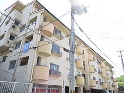 大阪府寝屋川市桜木町の賃貸マンションの外観