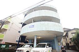 アマノフラット香住ヶ丘[1階]の外観